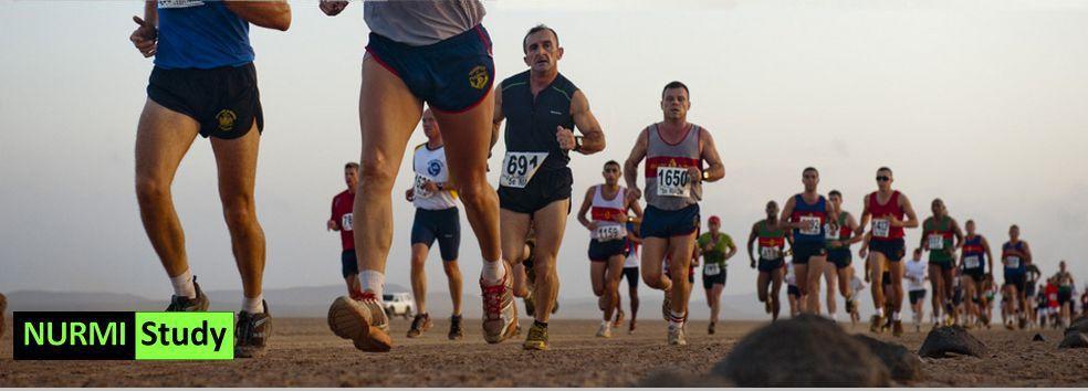 NURMI-Studie: Läufer