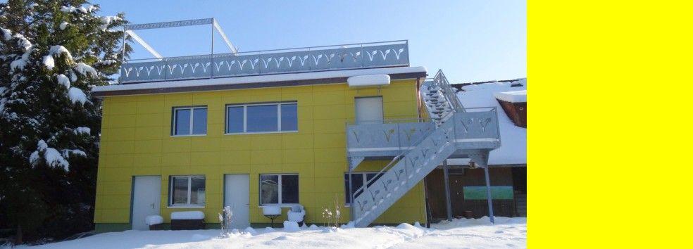 Swissveg-Sekretariat im Winter