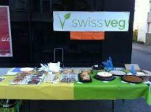 Veganer Gebäcksverkauf in Buchs