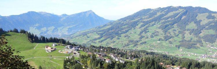 Régions montagneuses