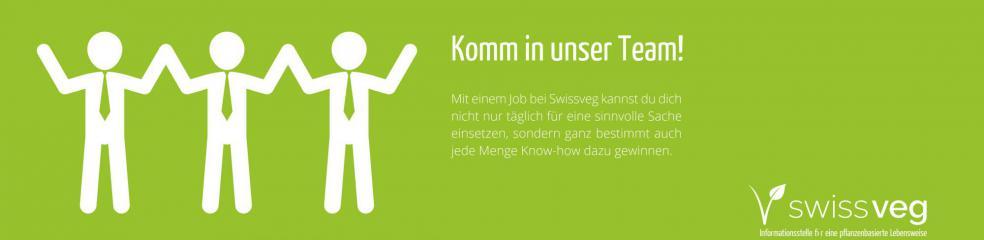 Swissveg sucht Verstärkung