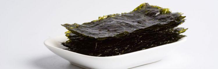 Iode, algues, santé