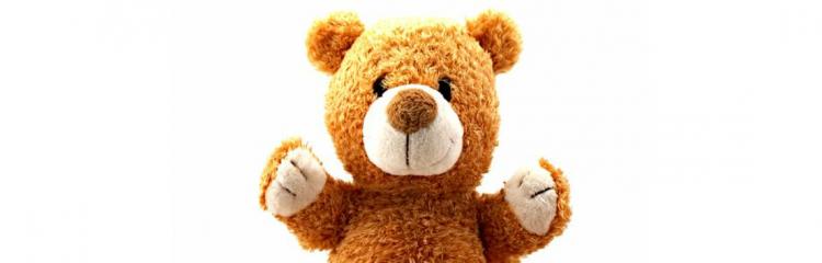 Teddybär: Kinder und Fleischkonsum