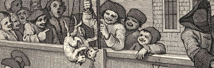 William Hogarth four stages of cruelty
