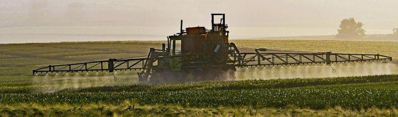 Pesticides dans l'agriculture