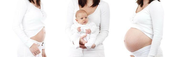 Schwangerschaft und Baby
